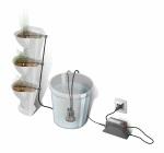 Комплект микрокапельного полива Gardena Micro-Drip-System NatureUp насос с таймером (13158-20)
