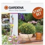 Комплект микрокапельного полива базовый Gardena (01399-20)