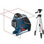 Линейный лазерный нивелир BOSCH GLL 2-80 + BS 150
