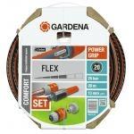 Шланг Gardena Flex 20 м комплект