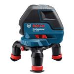 Линейный лазерный нивелир BOSCH GLL 3-50