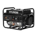 Генератор бензиновый Hyundai HHY2500F