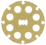 Круг отрезной по дереву DREMEL SpeedClic SC544 (1 шт)