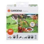 gardena Базовый комплект садового водопровода Gardena 08255-20.000.00